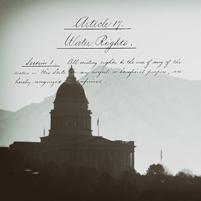 Utah Stream Access Coalition Legislative Links